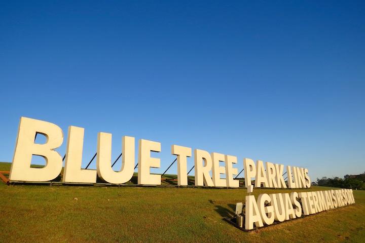 Blue Tree Park Lins (SP) é o mais novo associado da ABR - Associação Brasileira de Resorts