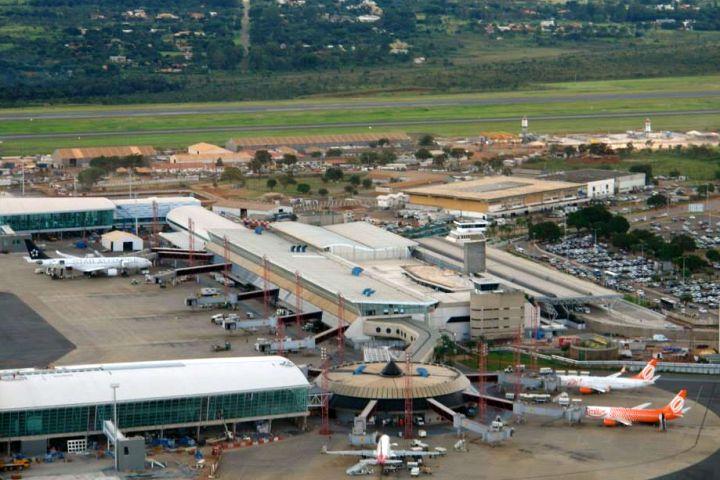 Ver fotos do aeroporto de brasilia 8