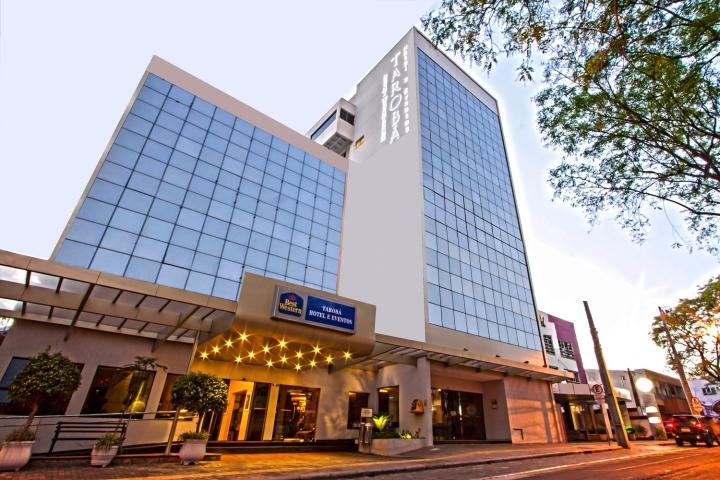 Best Western Tarobá (PR) é o primeiro hotel três estrelas do País certificado pelo ISO 9001