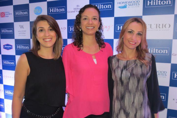 Hilton Worldwide Sales reúne hotéis do Brasil e do mundo em encontro na capital paulista