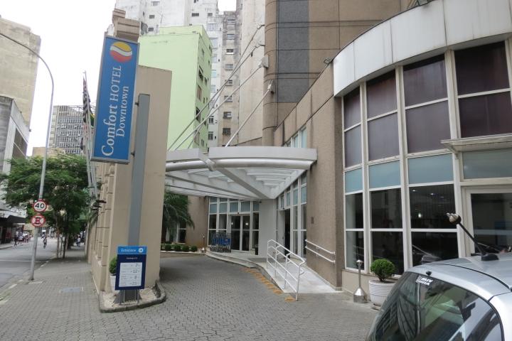 Comfort Downtown Hotel: Opção da Atlantica Hotels no centro da maior cidade do Brasil