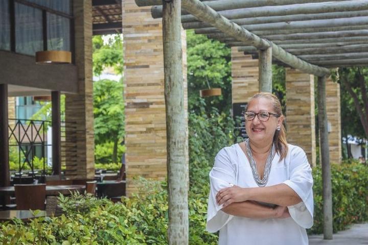 Denise Perandrea assume a gerência de Alimentos e Bebidas do Iloa Resort (AL)
