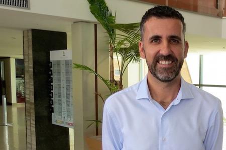 Conheça o catalão Ernest Guitart, diretor geral do Serhs Natal Grand Hotel (RN)