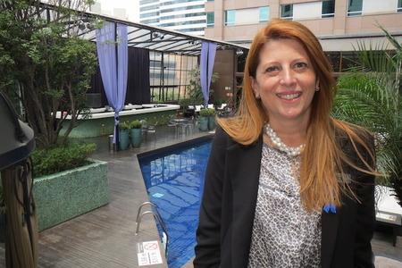 Conheça a trajetória de Gisele Alvarez, gerente de Produto do Sheraton São Paulo WTC Hotel