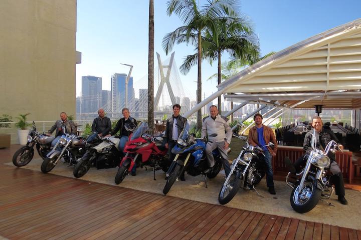 Hoteleiros e motociclistas: duas paixões que andam lado a lado nas retas e curvas da vida