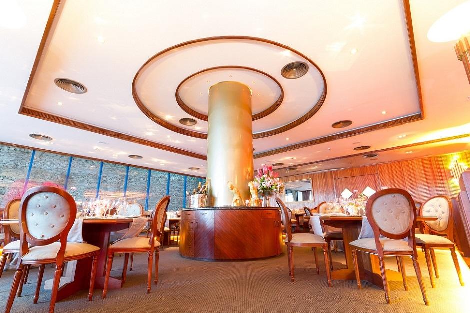 Hotel Atlante Plaza- jantar