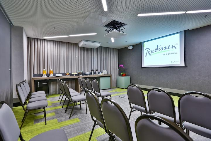 Primeira fase de renovação da área de eventos do Radisson Vila Olímpia (SP) é concluída