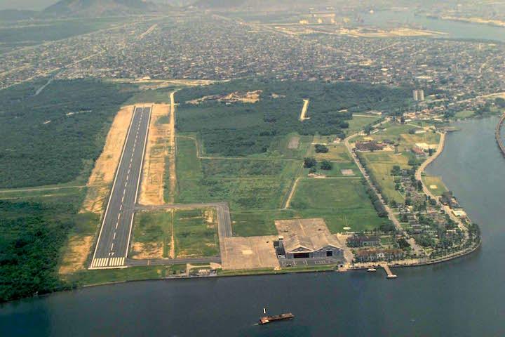 Guarujá, no litoral paulista, lança editais para o aeroporto metropolitano