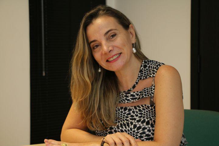 Cynthia Sperandio explica como consolidou a presença dos dispensers na hotelaria brasileira