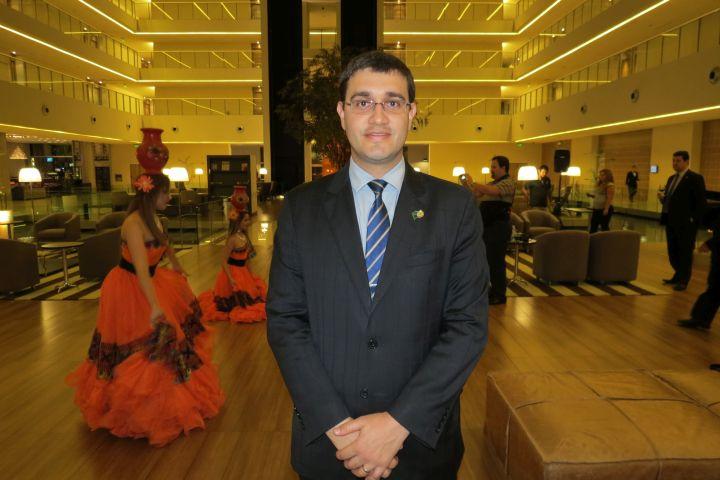 Previsto para março de 2017, Rio Hotel by Bourbon Ciudad del Este já tem gerente geral definido
