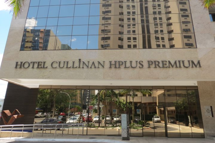 Conhecemos o Cullinan Hplus Premium, o cinco estrelas da Hplus Hotelaria em Brasília