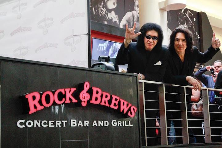 Fundadores da banda Kiss lançam resort com cassino nos Estados Unidos