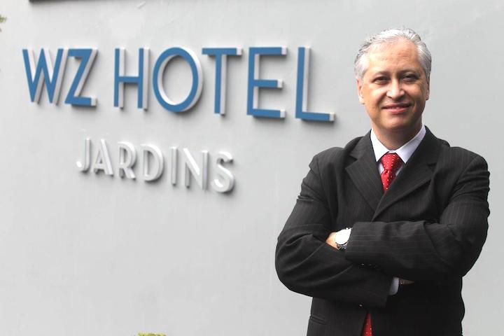Marco Quioratto assume a gerência comercial do WZ Hotel Jardins, em São Paulo