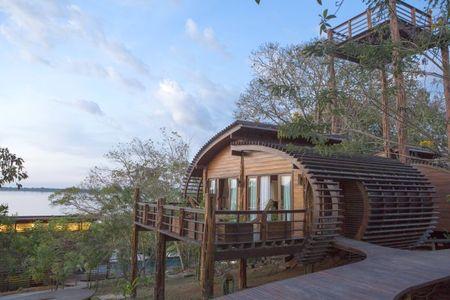 Amazonas ganha novo meio de hospedagem; Mirante do Gavião tem proposta sustentável
