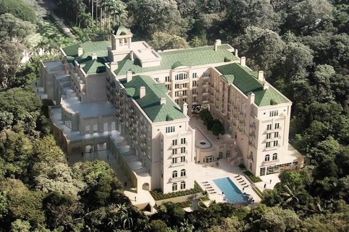 Oetker Collection confirma primeira operação no Brasil com o paulistano Palácio Tangará