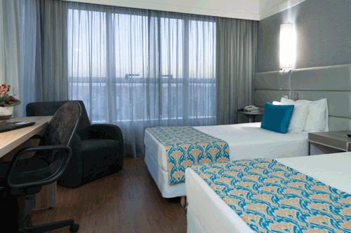 Atlantica Hotels deixa de administrar Quality Afonso Pena em Belo Horizonte, Minas Gerais