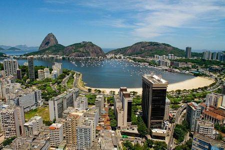 Hotéis do Rio de Janeiro registram média de 73% de ocupação para Réveillon