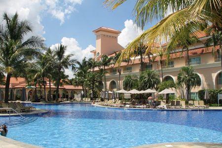 Royal Palm Plaza: Consolidado em eventos, resort firma-se como opção de alta qualidade de lazer