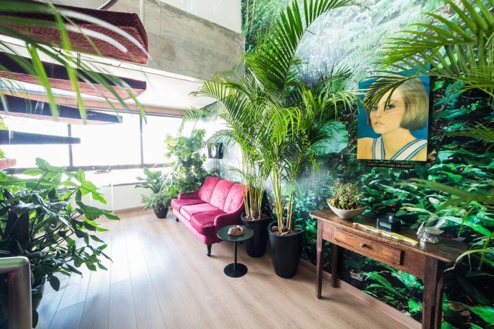 Hotel Maksoud Plaza (SP) lança Suíte Dreams 2117 e explora conceito de arte sensorial