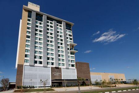 Grupo Vitória expande atuação no interior paulista e inaugura novo hotel em Paulínia