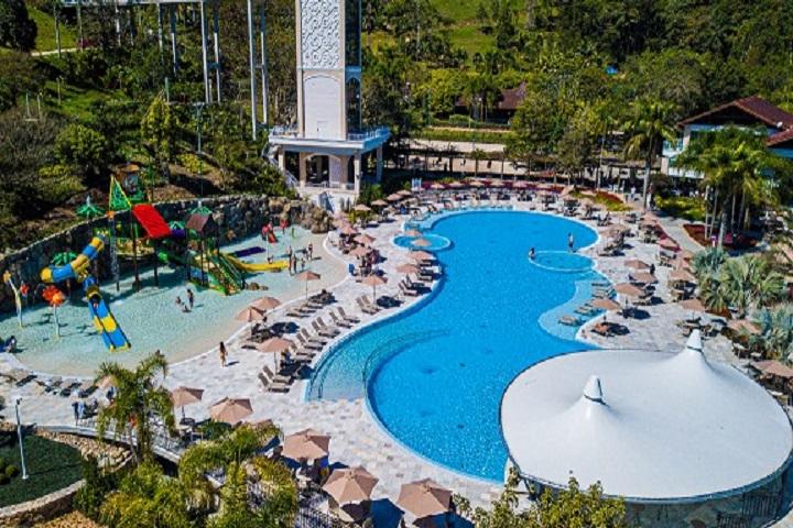 Fazzenda Park Hotel - area de lazer