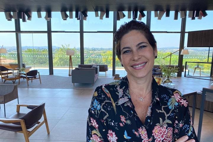 Gisele Ruiz - três perguntas para