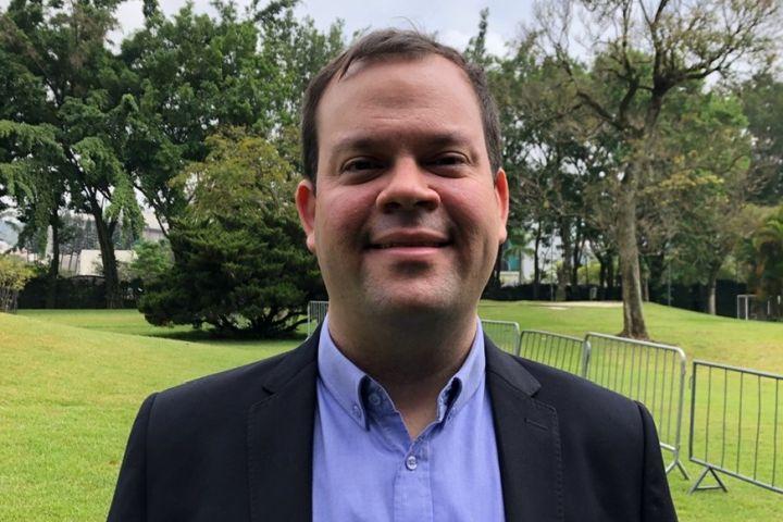 Rodrigo Galvão - novo GG Comandatuba