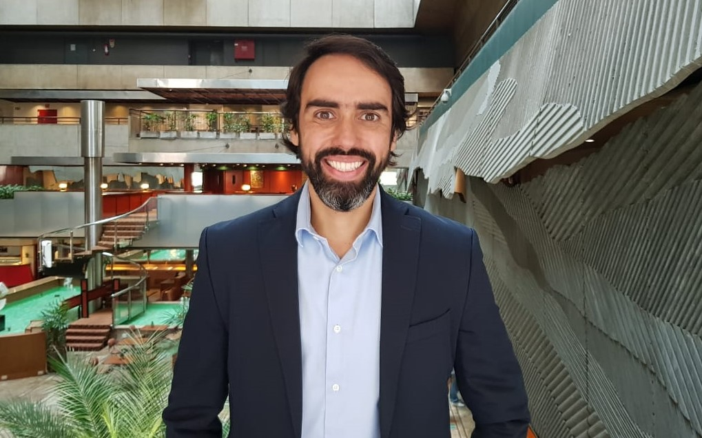 Maksoud Plaza - Bruno Guimarães