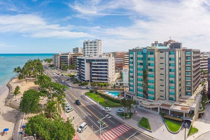 hotéis ponta verde - modernização - capa