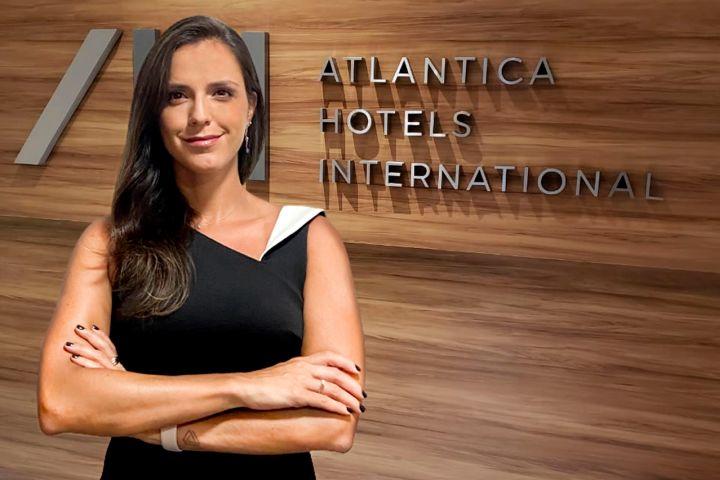 Michelle Buck - contratação Desenvolvimento Atlantica