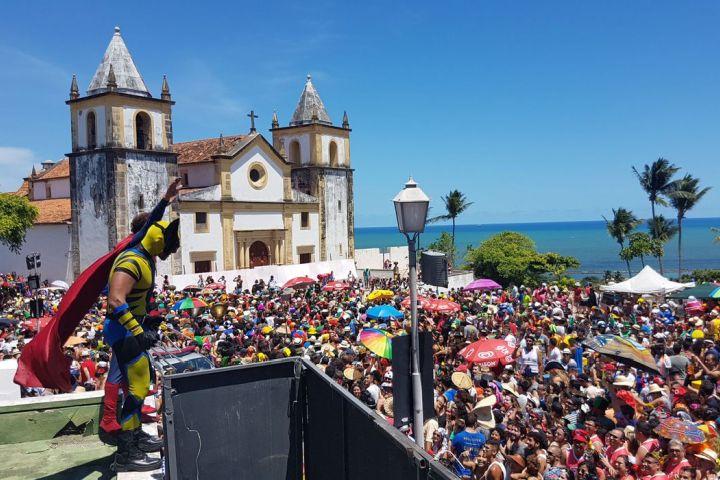 Pernambuco - suspensão do Carnaval 2021
