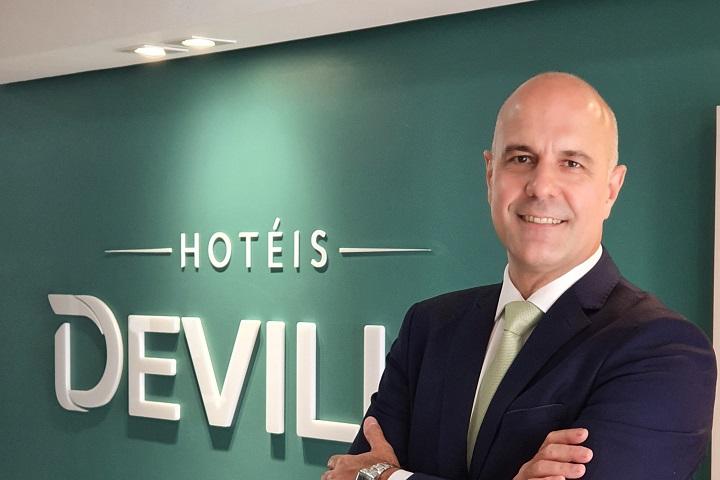 Leandro Carvalho - rede deville