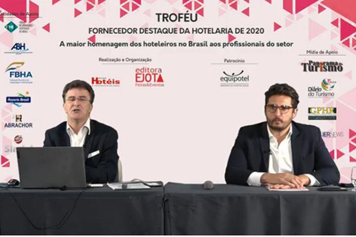 Melhores Fornecedores da Hotelaria - Edgar Oliveira e Daniel Pereira