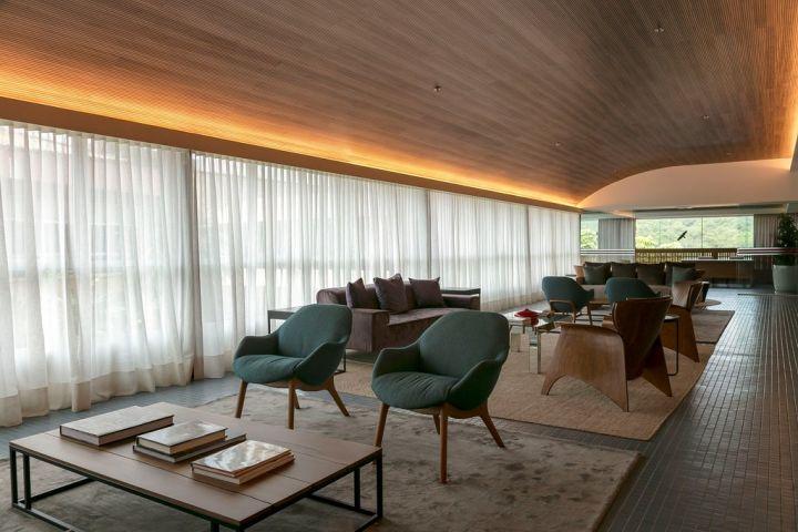 Tapestry Collection by Hilton - almenat extensão corporativa
