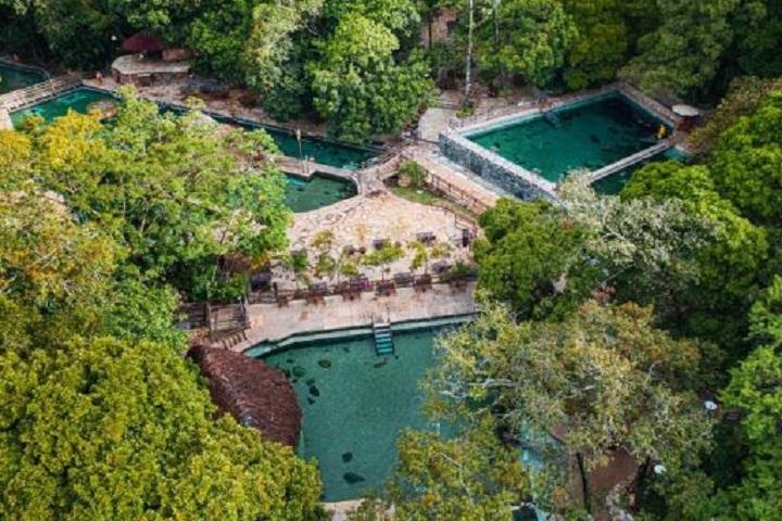 Aviva - abertura rio quente e hot park