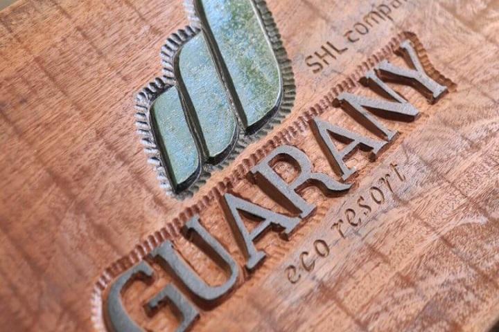 Guarany Eco Resort - retomada - capa