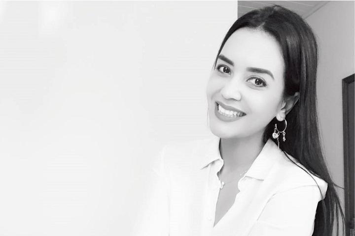Tássia Wiziack - gerente de vendas online