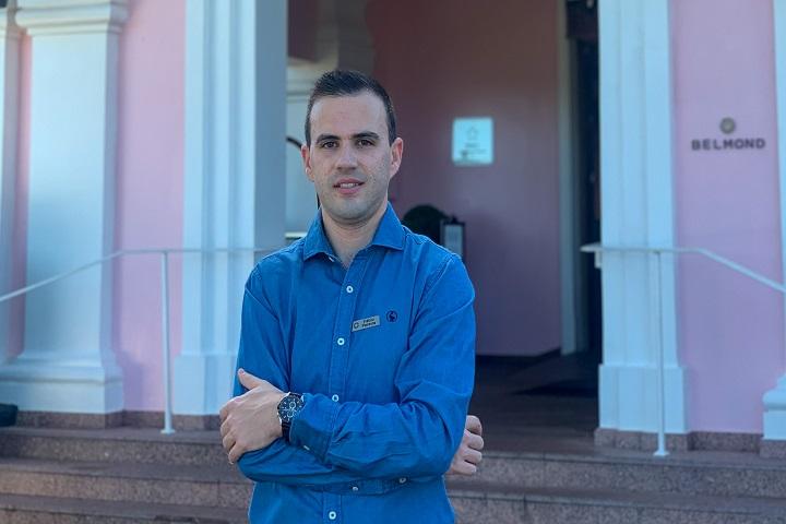 Fabio Pereira - lobby - belmond