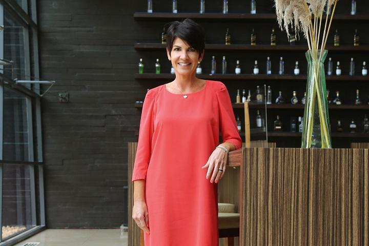 Fernanda Hussne - lobby - hotel unique