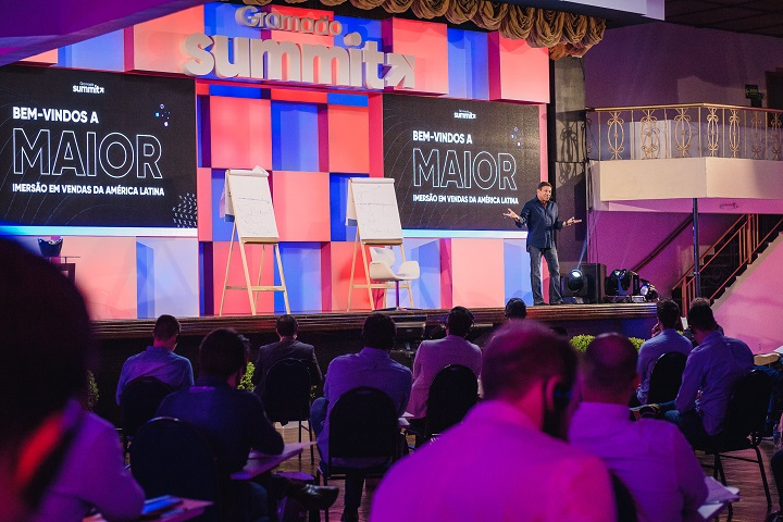 Gramado Summit - abertura do calendario
