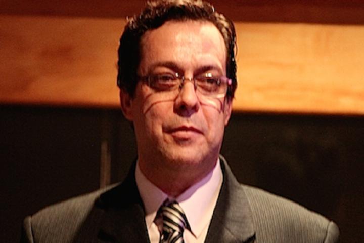 Márcio Moraes - tres perguntas para