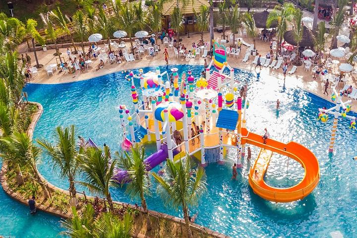Thermas Water Park - resort e melhorias