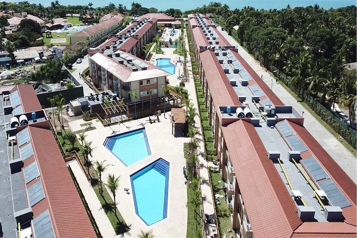 WAM Hotéis - ondas praia resort