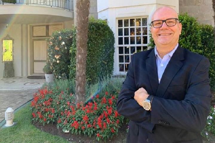 Gustavo Hahn - regional manager - castelo saint andrews