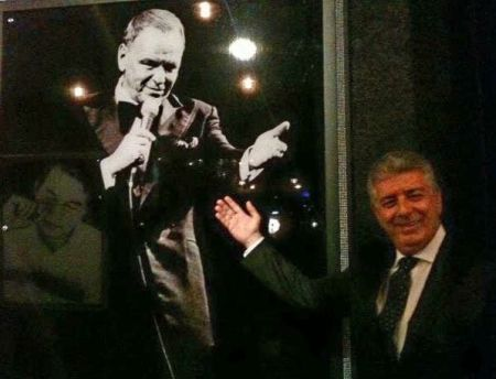 Maksoud Plaza - Caio Calfat e Frank Sinatra