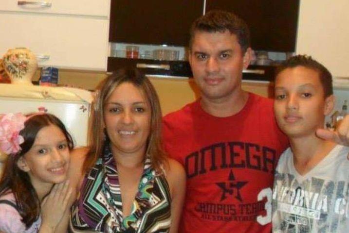 Maksoud Plaza - especial 1_Paulo Roberto e família