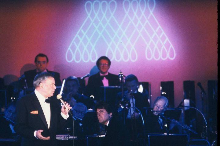 Maksoud Plaza - show do Frank Sinatra_capa