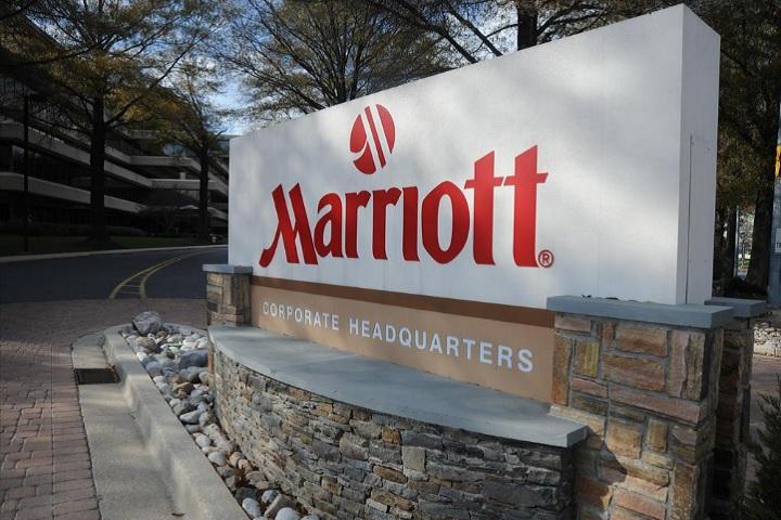 Marriott - resultados - primeiro tri