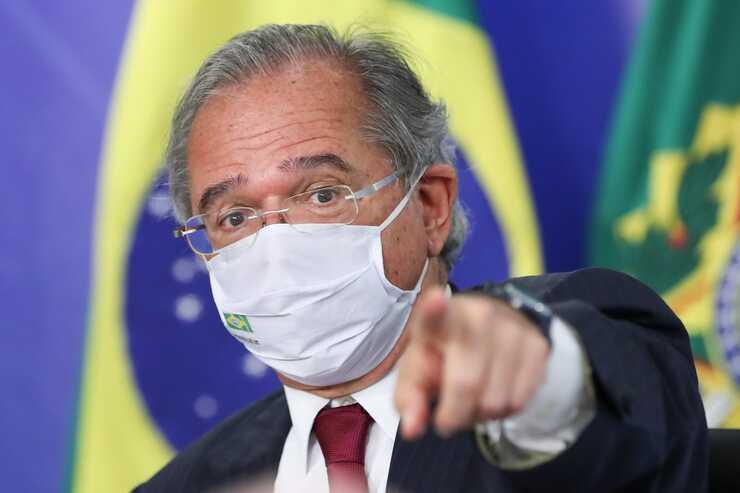 Ministério da Economia - Paulo Guedes