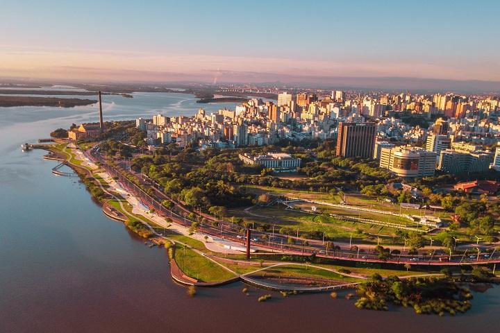 Porto Alegre - fechamento dos hotéis - capa